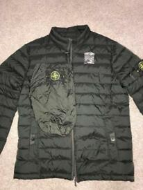Stone Island jacket medium