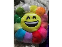Emoji pillow £10