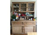 Vintage style welsh dresser - ideal for kitchen/dining storage