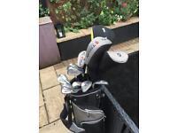 MX 400 Tour Collection Golf Clubs
