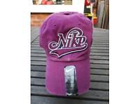 Nike Heritage 86 adjustable tennis hat