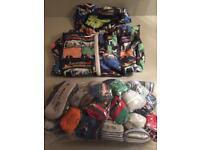Huge bundle boys clothes 18-24 months