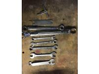 Various spanner's