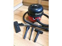 Henry Hoover - Well used but working and with attachments