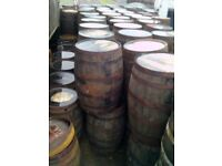 Oak Whisky Barrels