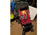 Winnie the Pooh Stroller
