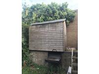 Garden Shed - 1.8m x 2.4m