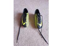 Kids Ronaldo football boots