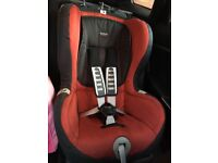 Britax Romer duo plus stage 1 isofix car seat