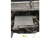 Ford transit 2.2 engine and gearbox
