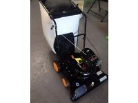 NEW MCCULLOCH GARDEN VACUUMS, HIGH CAPACITY VACUUM, BALLYNAHINCH, SPECIAL PRICE