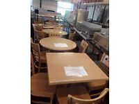 Table And Chairs / Restaurant Furniture / Cafe Furniture