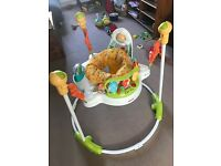 Pre loved Baby Bouncer / Play Station - used but good condition