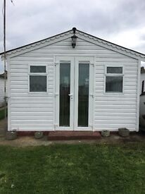 Chalet to let in leysdown