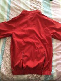 Adidas golf top jacket