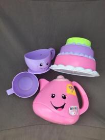 Fisher Price Smart Stages Tea Set