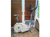 Reebok exercise bike & cross trainer