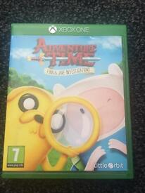 Adventure time Finn&Jake investigations