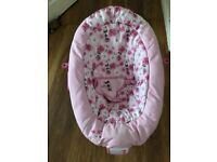 Minnie mouse baby chair rocker