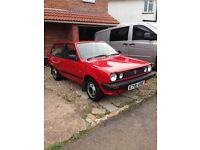 Mk2 VW Polo CL Breadvan