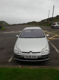 Citroen c5 design vtr 1.8 petrol 5 door