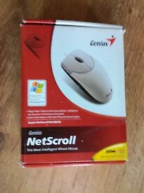 Mouse (Genius Netscroll)