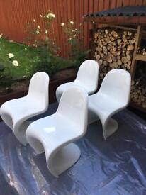 Vitra Panton S chair - Set of 4