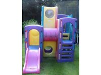 Little Tikes Playground Tropical (Large)