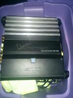 Alpine Amps & Deck $150 O.B.O