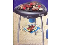 Gas BBQ ideal for camping, compact storage, Campingaz Grilladilo