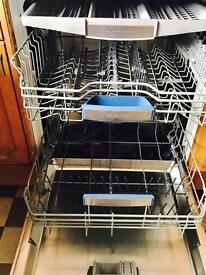 Bosch semi integrated dishwasher