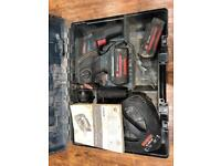 Bosch 36v compact (mason and chisel drill)
