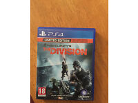 TOM CLANCY'S THE DIVISION AND UNCHARTED THE NATHAN DRAKE COLLECTION