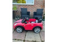 Kids electric mini car