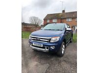 Ford Ranger 3.2 Limited, TDCI,4x4.