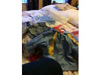 Big bundle baby clothes