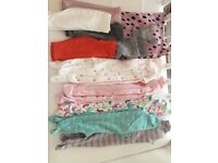 NEXT bundle of baby girls clothes 3-6 months