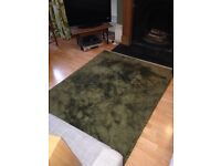IKEA green rugs for sale