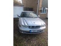 For sale *** Jaguar Xtype 2.5ltr V6 automatic £800 ONO