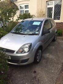 Ford fiesta 2008 1.25L 3 Door Hatchback.