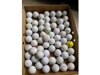 Callaway Golf Balls - used, 60