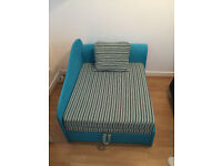 sofa bed for sale + free stuff