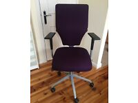 Great condition professional office chair