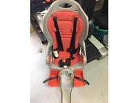 Children's bike seat carrier