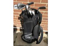 Wilson Golf Clubs with Bag