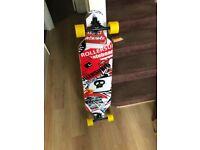 Brand new Longboard/Skateboard