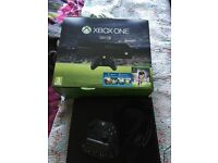 **** XBOX ONE & 2 GAMES ****