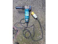 Makita angle grinder power tool