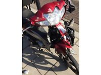 Honda wave scooter bike 110cc Delivery bike spare parts