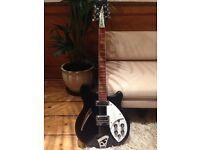 Rickenbacker 360 12 from 1989 in Perfect Condition